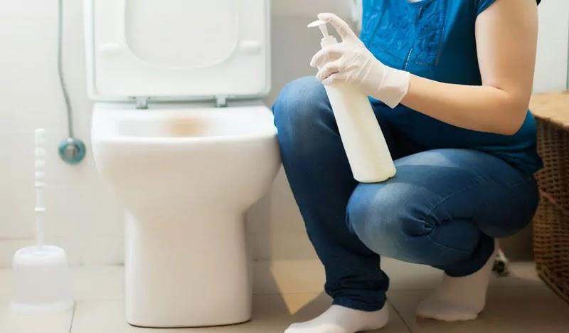 Cara Menghilangkan Bau WC Jongkok