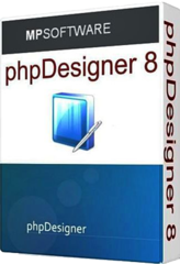 PHP Designer 8 with activation