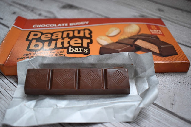 Celebrating peanut butter month with Innovative Bites - Chocolate Buddy peanut butter cups