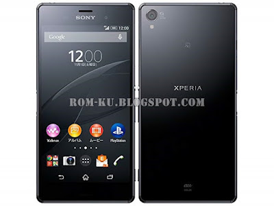 Firmware Sony Xperia Z3 SOL26 Tested (FTF File)