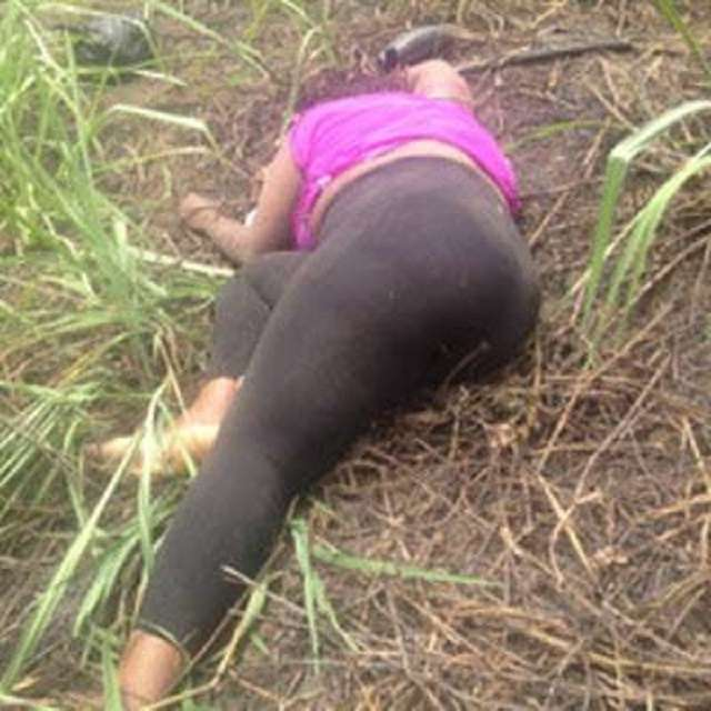 Unbelievable: Man Hacks Partner to Death in Front of a Police Station...Why He Killed Her Will Shock You