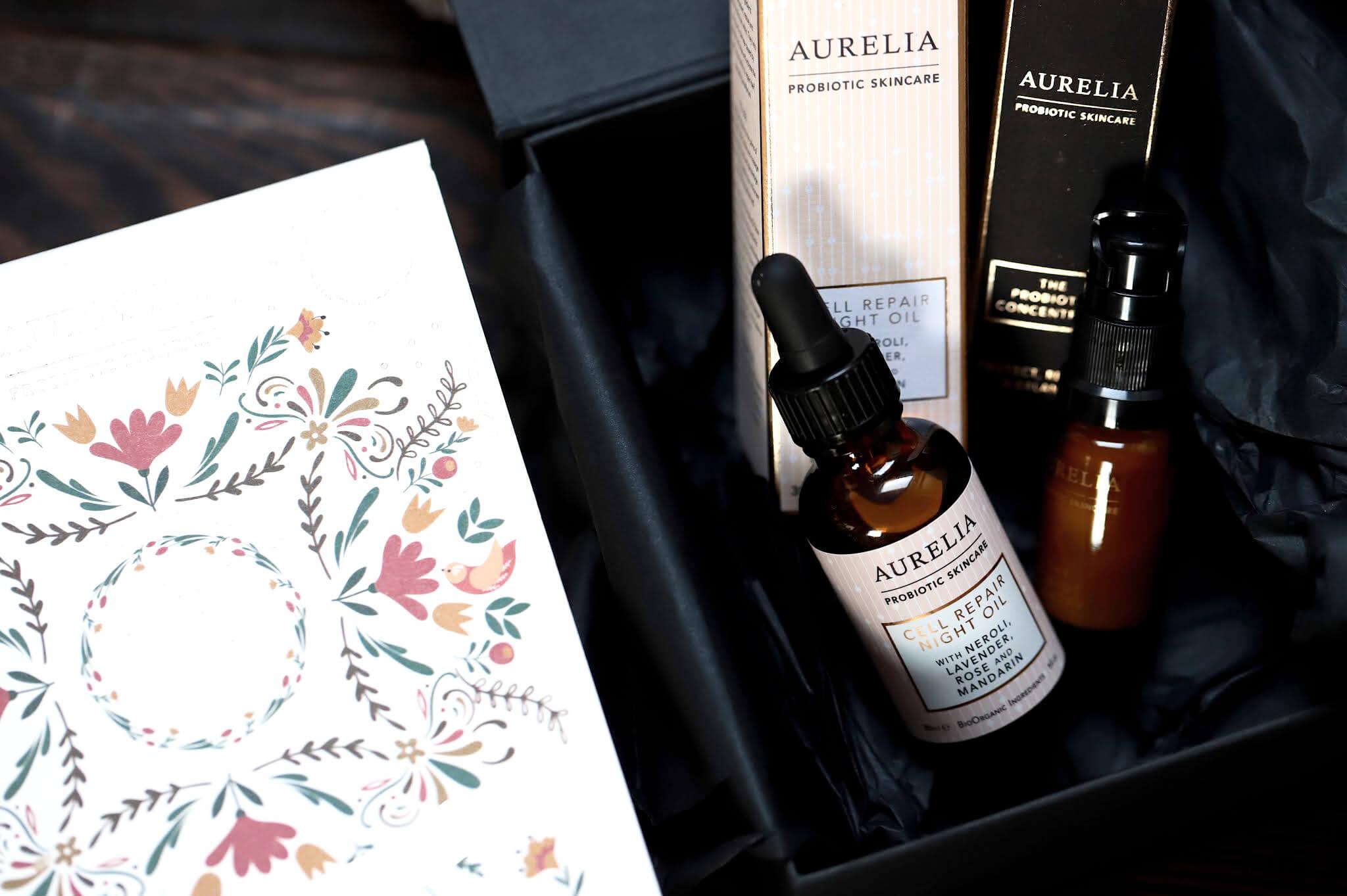 Aurelia Probiotic Coffret de Noël Night Time Repair
