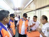 Rail Clinic Layani Warga Sekitar Stasiun Tegineneng