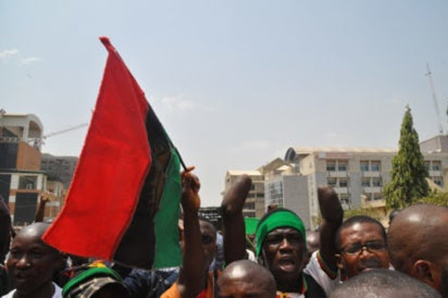 10 IPOB members held with 15 police rifles in Delta