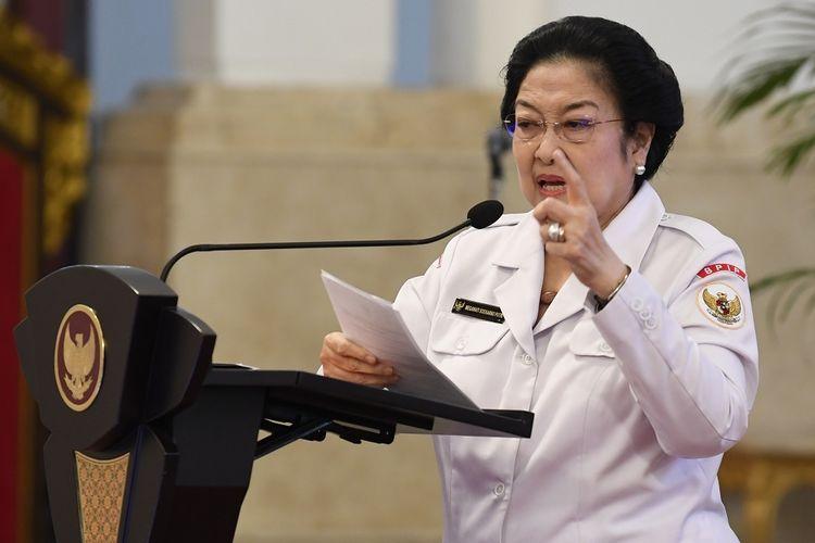 Megawati: Banyaknya Bencana Alam Akibat Kelalaian Para Pemimpin di Daerah-daerah!