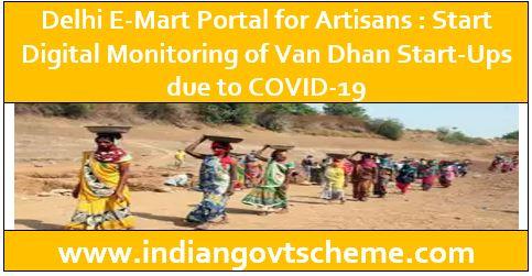 Delhi E-Mart Portal for Artisans