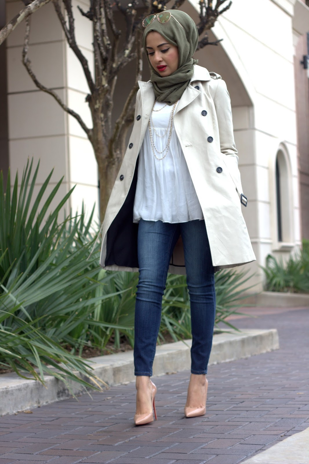 TRENCH-COAT - Sincerely Maryam