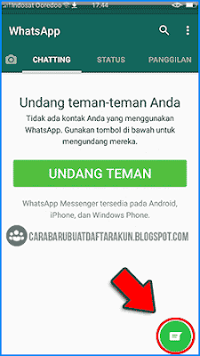 cara membuat whatsapp di samsung