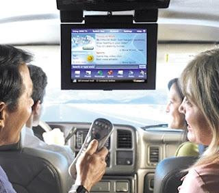 gambar tv mobil 1