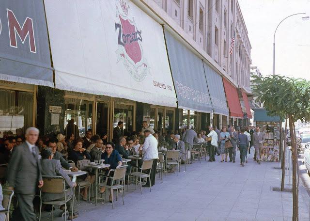 Το θρυλικό καφέ της Αθήνας