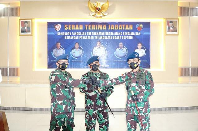 Deni Hasoloan Simanjuntak Gantikkan Palito Sitorus Pimpin Lanud Supadio.lelemuku.com.jpg