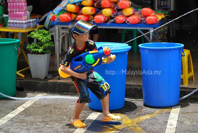Songkran Hat Yai