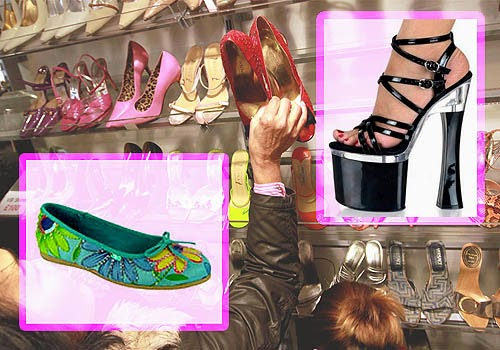 Sepatu Wedges - High Heels Aman Rancangan Salvatore Ferragamo cd7f823c33