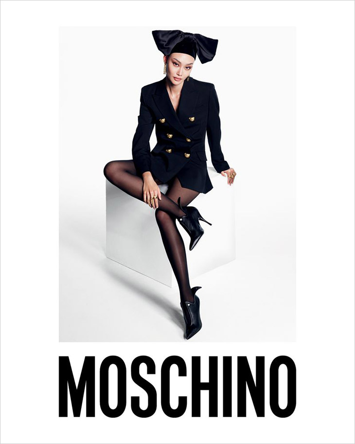 MOSCHINO Pre-Fall 2021 Biker Bags and Jewellery Collection