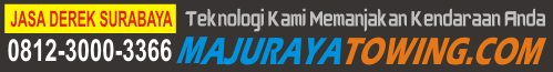 jasa derek mobil surabaya