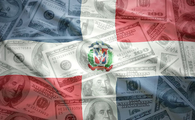 "Cambio de dólares por pesos dominicanos ""establece récord histórico de 58 x1"