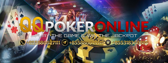 qqpokeronline - situs agen judi poker online terpercaya