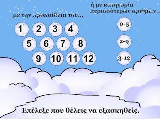 Χιονοπροπαίδεια» - Ελληνικό παιχνίδι για να μάθεις την προπαίδεια ...