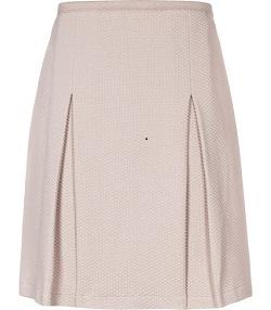 mejor selección 86825 0b596 Como hacer una falda con dos pliegues