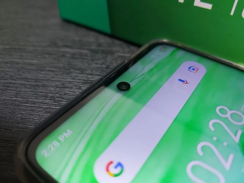 Infinix Note 10 Pro 16MP Front Camera