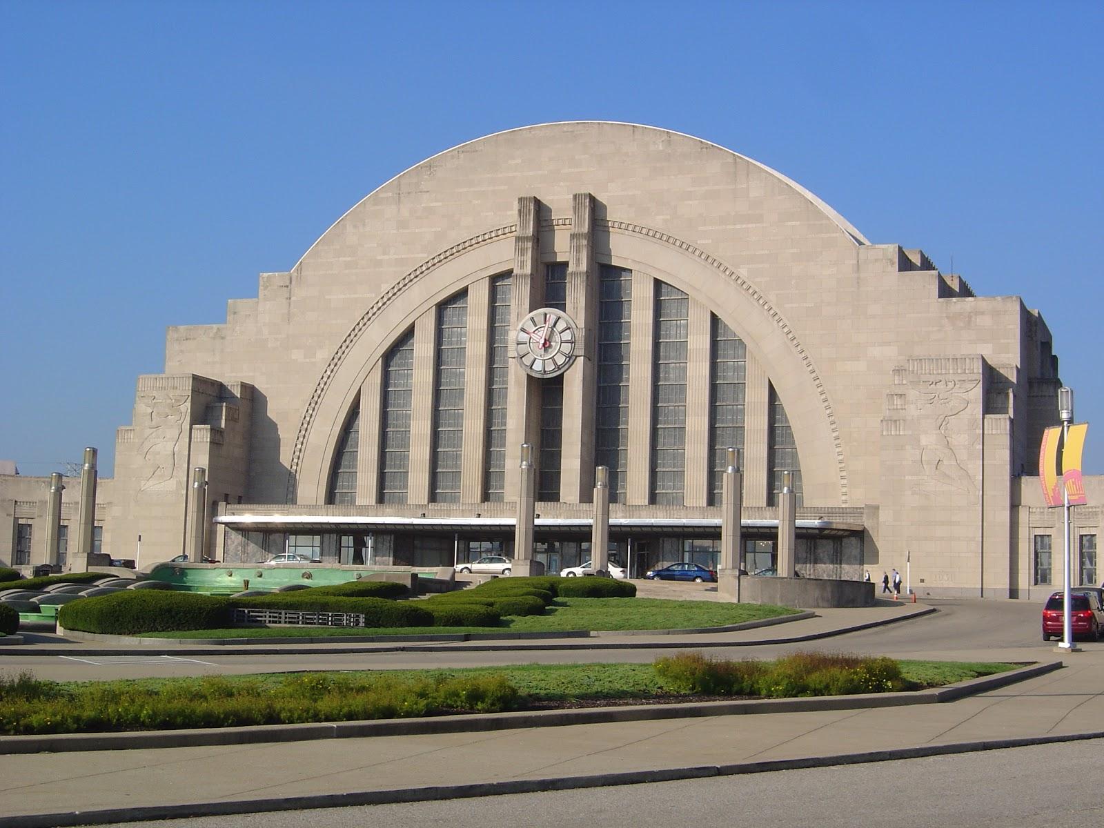 The Cincinnati Museum Center at Union Terminal, originally Cincinnati Union Terminal, is a mixed-use complex in the Queensgate neighborhood of Cincinnati, Ohio, United States.