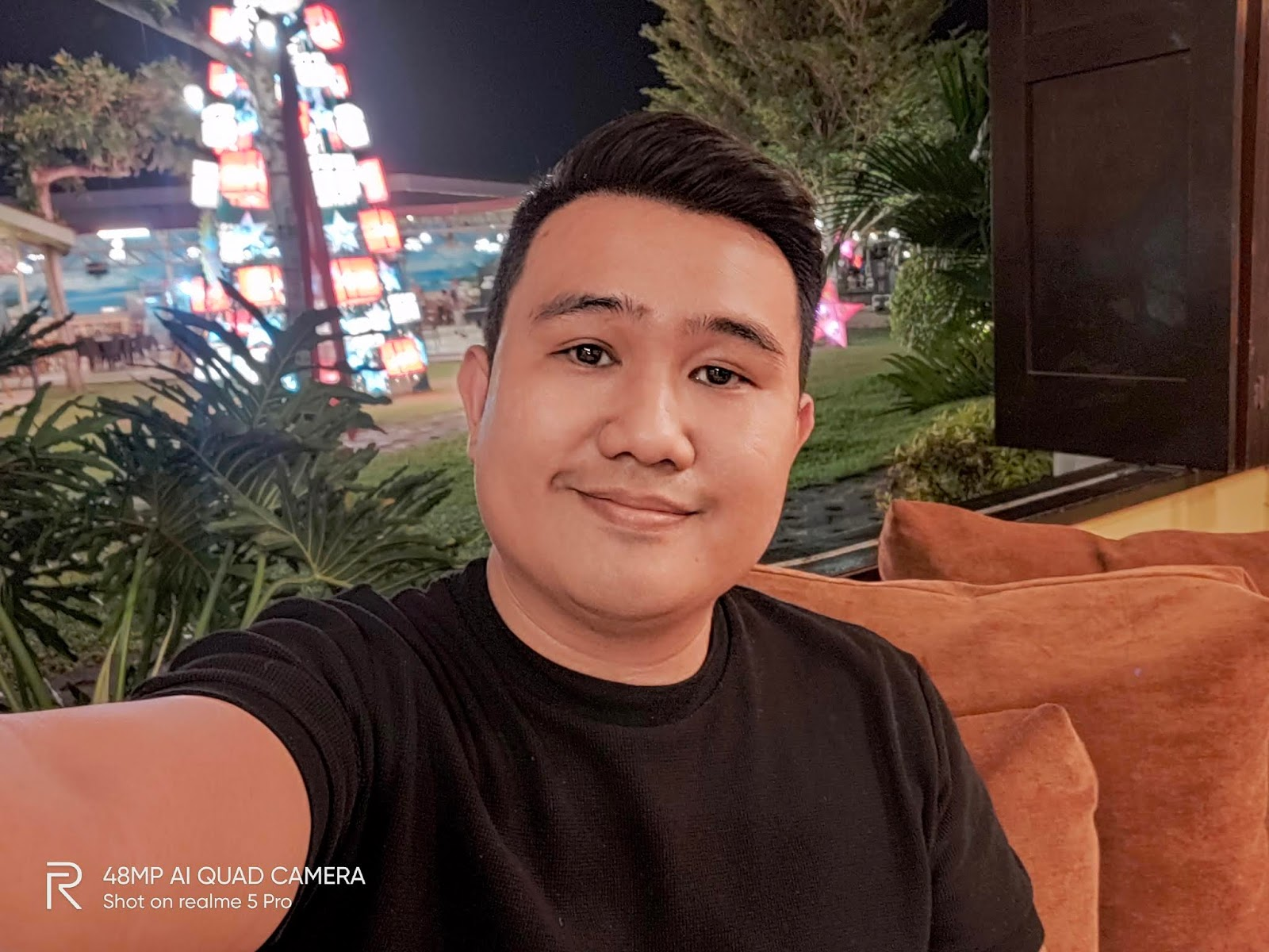 realme 5 PRO nightscapes selfie sample shot jexxhinggo.com