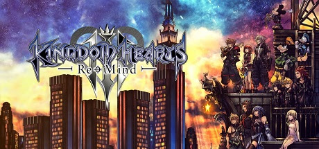 Kingdom Hearts III and Re Mind-CODEX