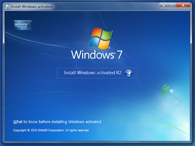 Windows 7 AIO Pre-Activated R2 32Bit 64Bit