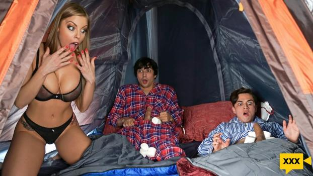 [18+] Lil Humpers – Britney Amber: Lil Campers (2020) FULLHD 330MB