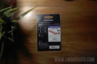 Spesifikasi MicroSD Samsung Evo Plus Asli