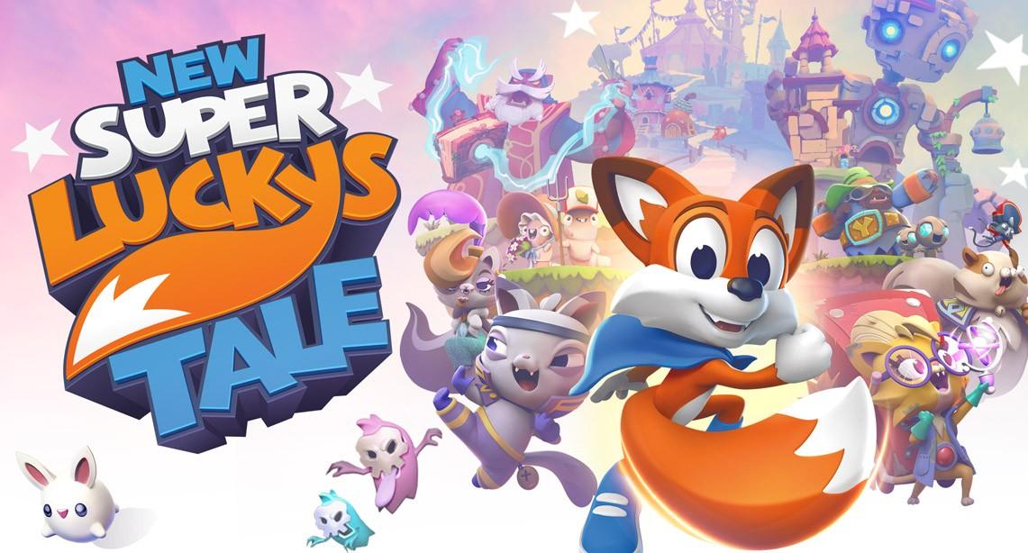 New Super Lucky's Tale chegará ao PS4 e Xbox One em 21 de agosto - GameBlast