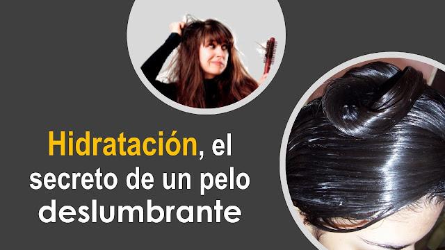 Hidratación, el secreto de un pelo deslumbrante