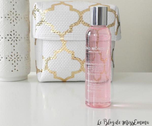 Le Blog de MissEmma • Ma Routine Beauté pour l'Hiver • Cinq Mondes