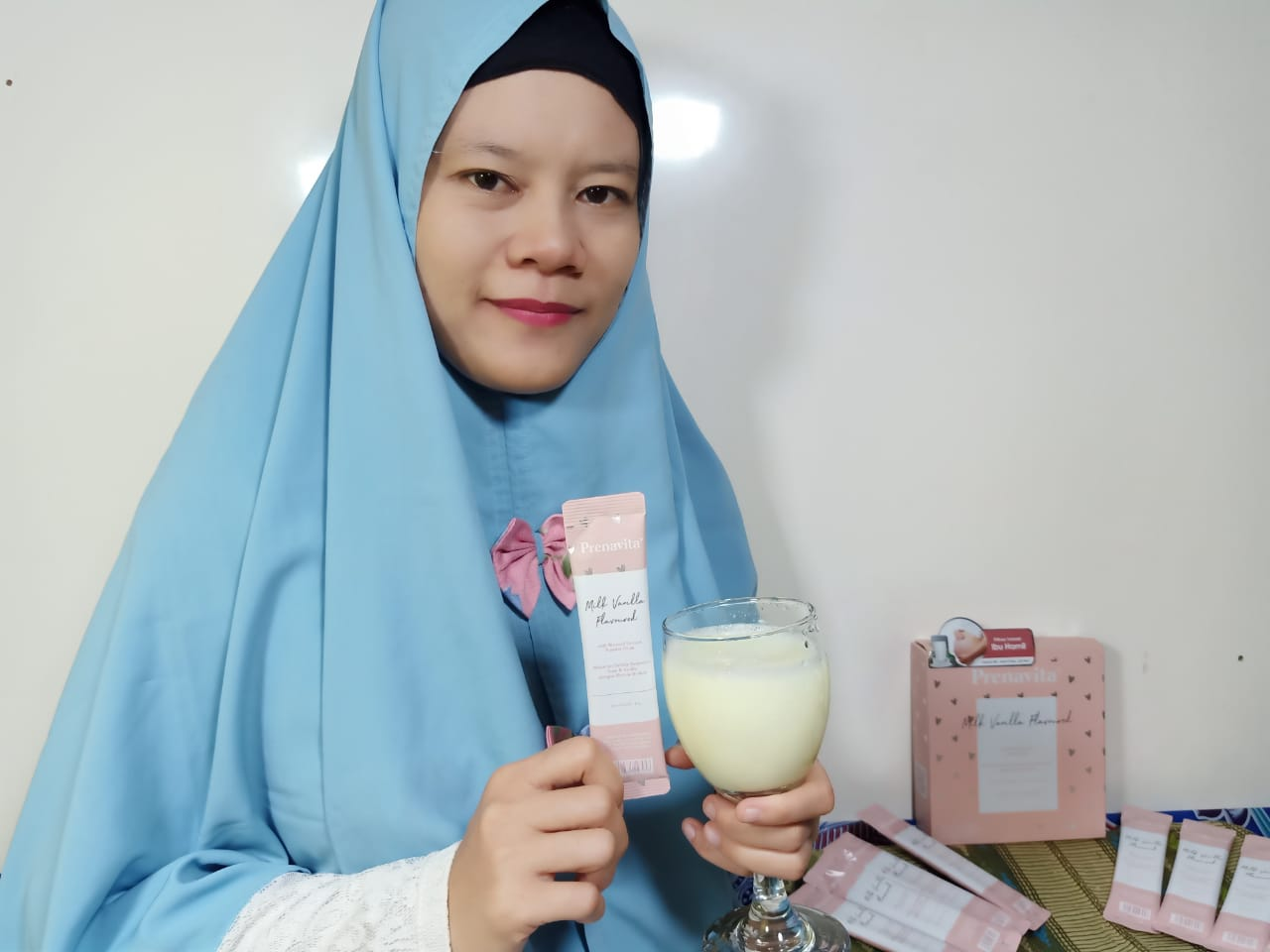 Minuma sehat Prenavita Milk Vanilla Flavoured