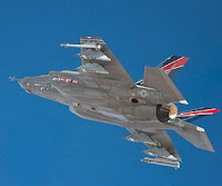 United Kingdom's First Lockheed Martin F-35 Makes Inaugural Flight