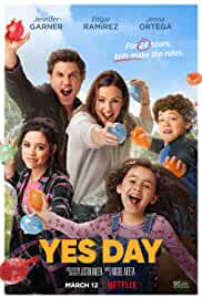 Yes Day 2021 Hindi Dubbed 480p