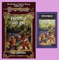 portadas del libro El reino de los thanes (Naciones enanas 2, dragonlance)