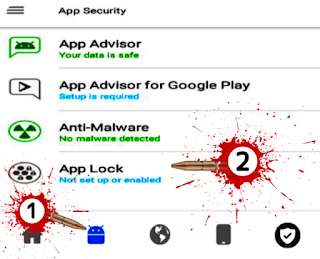 JioSecurity app से app Lock कैसे करें