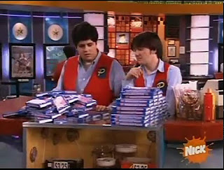 Drake y Josh - Trabajando en el cine