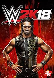 WWE 2K18 ISO   PPSSPP Android