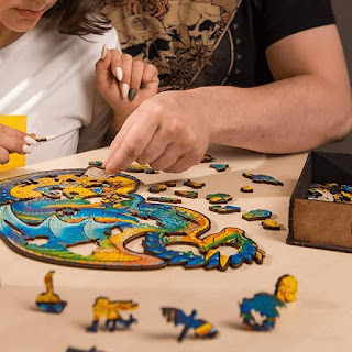 www.ea-onlineshop.de Puzzle online kaufen Holzpuzzle Tiermotiven