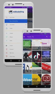Download Webloaded Blog Official Android App version 3.8 [New]