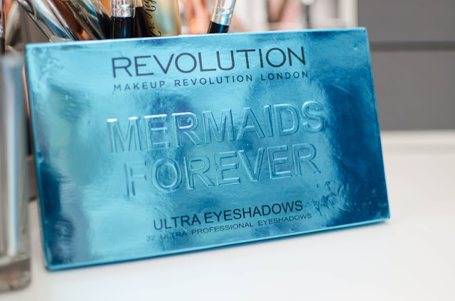 Mermaids Forever de makeup revolution