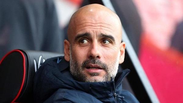 مدرب مانشستر سيتي يعلق على عقوبة الفريق المحتملة
