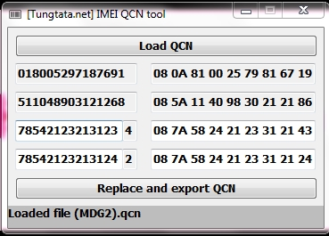 QCN Edit Tool IMEI Repair Qulcoum Xaiomi Phone By MobileFlasherBD R
