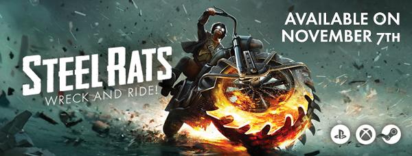 Steel Rats Release date