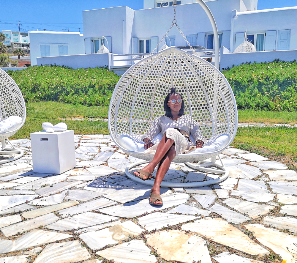 Mykonos Bay beach hotel