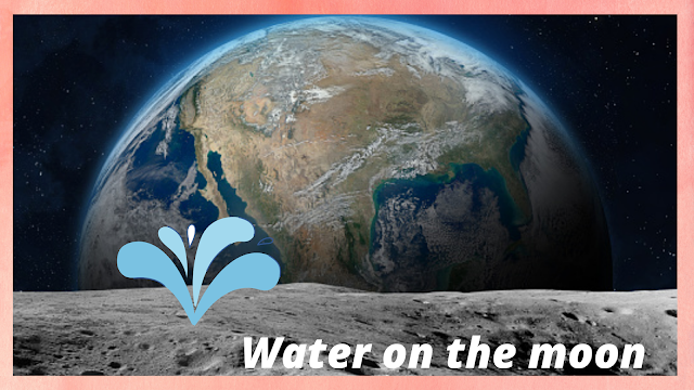 Water on the moon :NASA Information about water on the moon