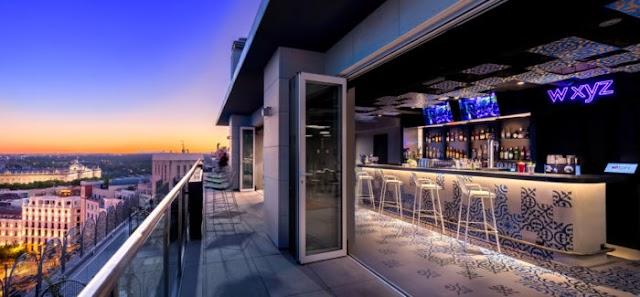 La marca Aloft Hotels de Marriott desembarca por todo lo alto en España