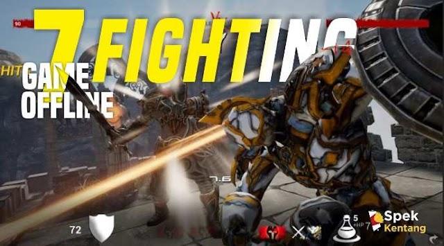7 Game Fighting Offline Terbaik di Android 2020